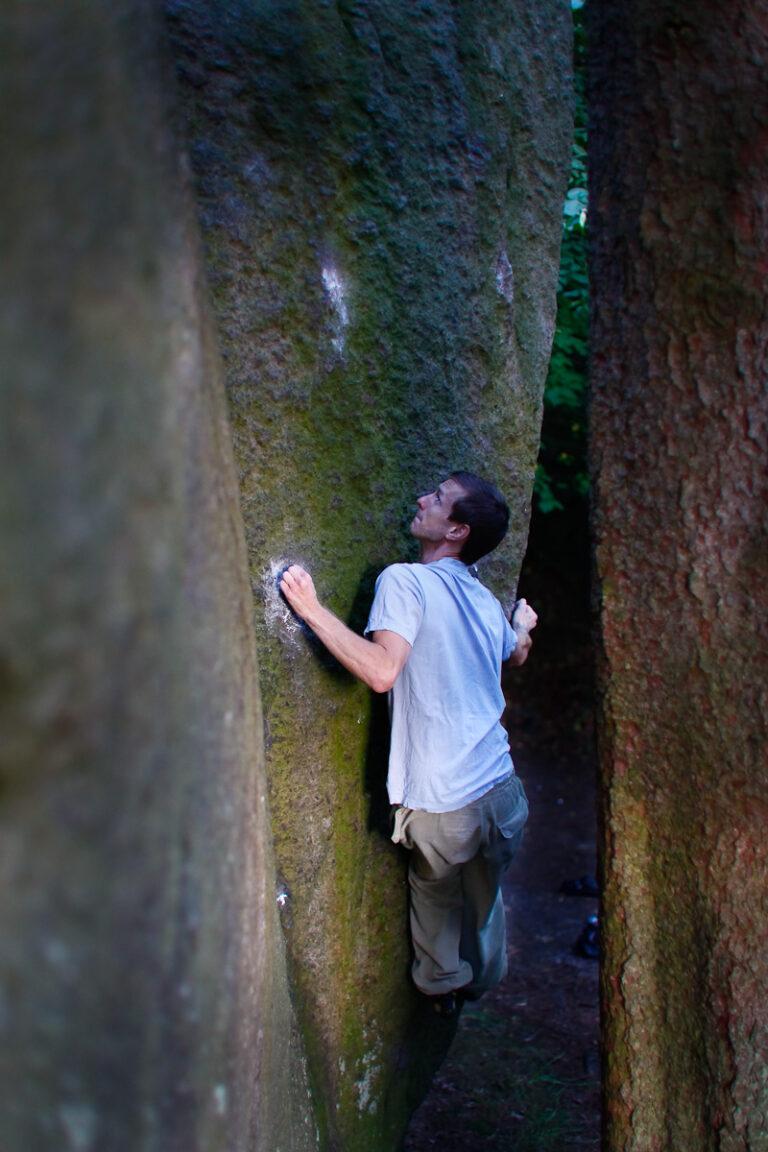 Photo: Fredrik Rapp, Climber: Erik Nilsson