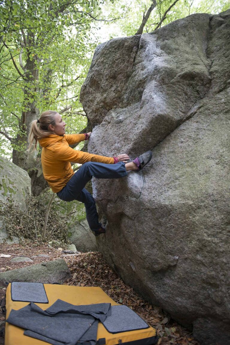 Hajfena – Photo: Erik Karlsson, Climber: ?