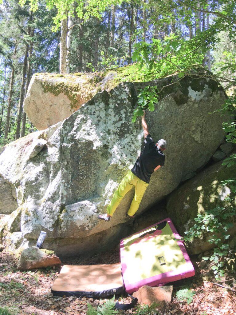 Climber: Rodolphe Marie