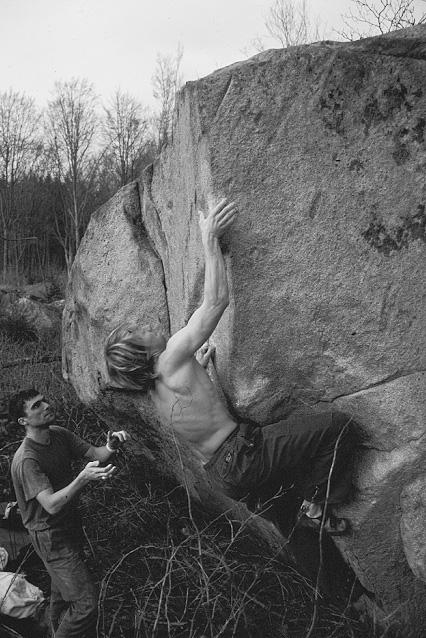 Climber: Simon Jonegård