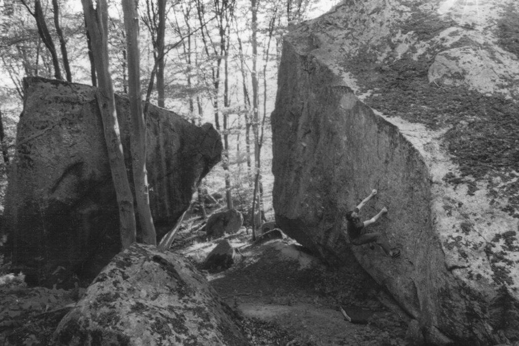 Climber: Jonas Fajersson