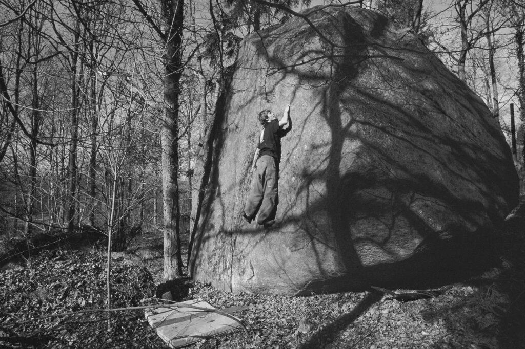 Climber: Carl-Ola Boström