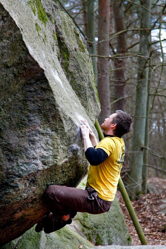 Photo: Fredrik Rapp, Climber: Ola Modéer