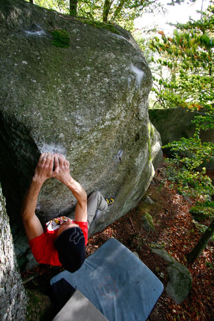 Photo: Fredrik Rapp, Climber: unknown