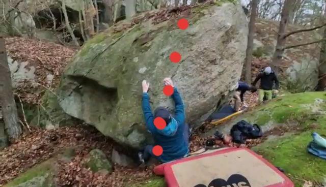 Climber:  Jonathan Dahl Jørgensen