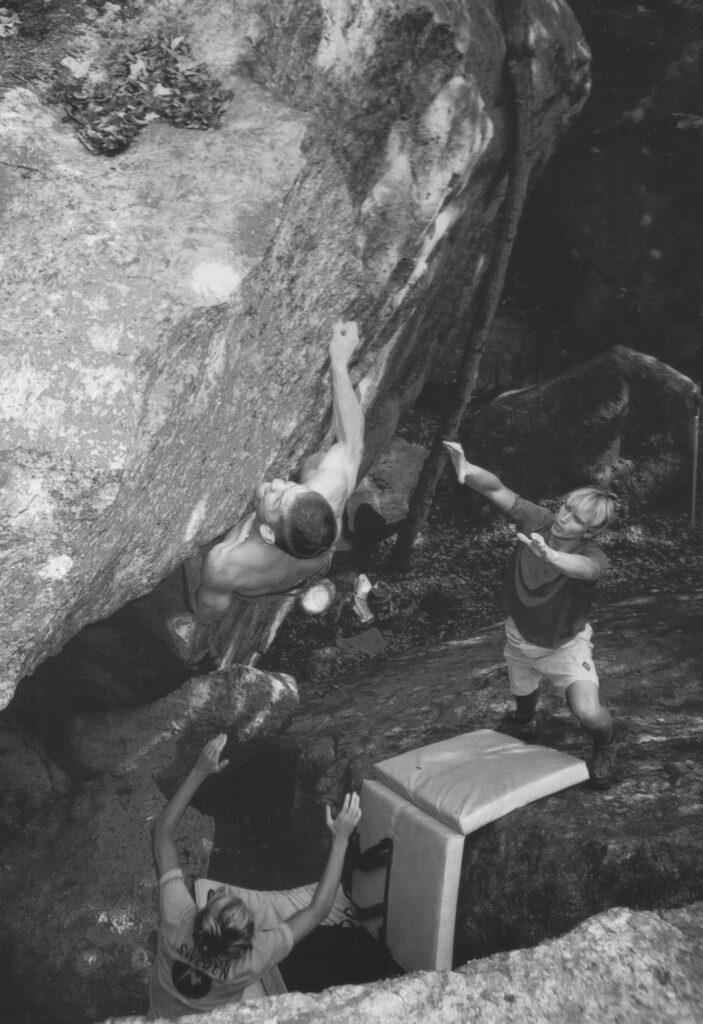 Climber: Harald Bohlin