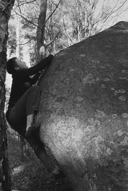 Climber: Ola Modéer
