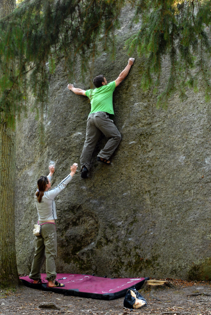 Photo: Stephan Denys, Climber: Julien Nadiras