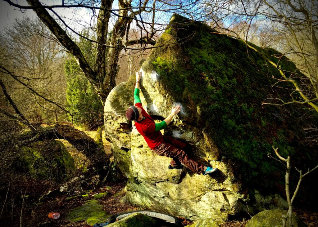 Climber: Petter Ulmert
