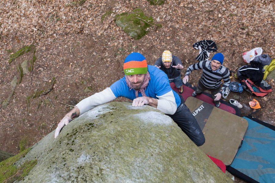 Climber: Peter Mårdklint